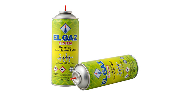 EL GAZ - Manufacturer of Gas Products, Gas Cartridges